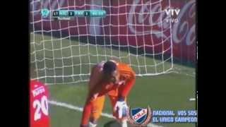 Los goles Olimpicos de Recoba HD.