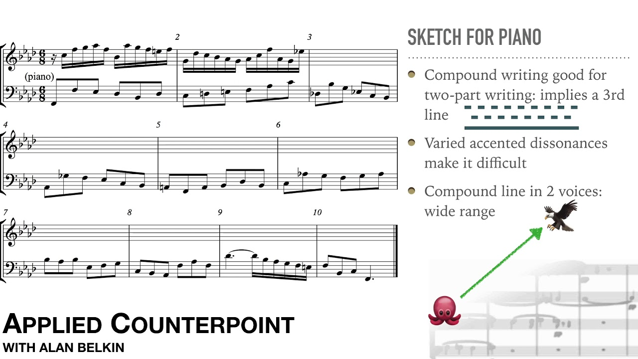 Counterpoint #15 - Instrumental Counterpoint