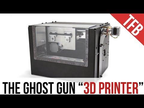 "Ghost Gunner ""3D Gun Printer"": Cody Wilson and James Reeves Interview"