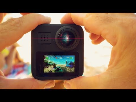 GoPro MAX 360 Camera Review! | MicBergsma