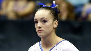 Gymnast Maggie Nichols reveals she was first to report Larry Nassar abuse