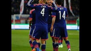 サッカー日本代表!日本VSホンジュラス|本田、遠藤、乾…圧巻のゴールラッシュ!