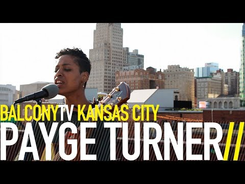 PAYGE TURNER - ONLY ONE (BalconyTV)