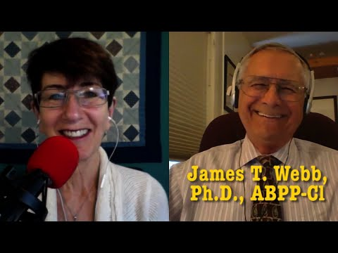 FCV086 Guiding Gifted Kids — Guest: James T. Webb, Ph.D., ABPP-Cl