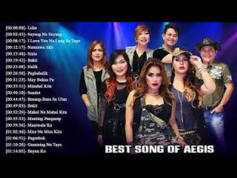 AEGIS Greatest Hits Songs (Full Album) Best OPM Tagalog Love Songs Playlist 2018