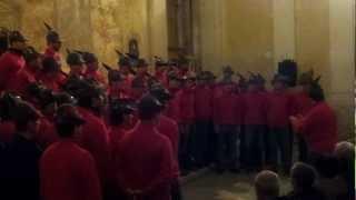 Coro Baj Congedati - Ai preat la biele stele - San Cipriano di Roncade (Tv), 21 aprile 2012