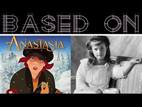 Based On - Anastasia