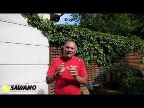 Tour Insights from Coach Nick Saviano on Sunday at Wimbledon 2016