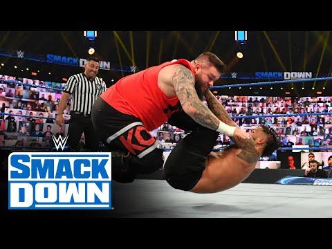 Kevin Owens vs. Jey Uso: SmackDown, Nov. 27, 2020