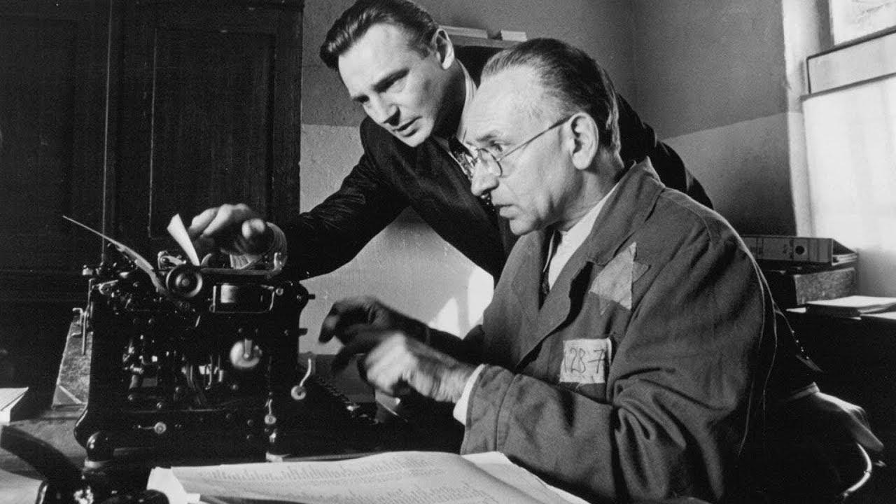 Schindler listája - magyar feliratos előzetes #1 / Háborús dráma