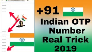 Free Virtual Mobile Number To Receive Sms India