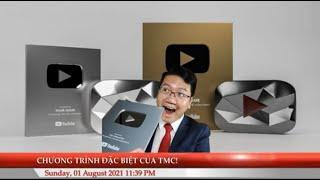 TMC NHẬN NÚT BẠC YOUTUBE | XIN CẢM ƠN QUÝ VỊ!