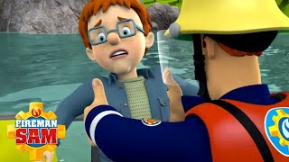 Norman Rescued From Submarine! | Fireman Sam US | Cartoons for Kids