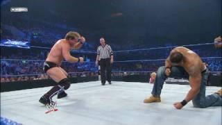 R-Truth & Cryme Tyme vs. Chris Jericho & The Hart Dynasty
