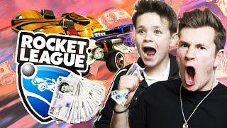 £100 WAGER MATCH | ROCKET LEAGUE
