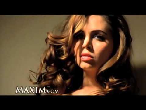 Eliza Dushku   Maxim Cover Shoot
