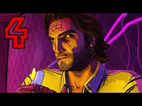 The Wolf Among Us - Episode 2 Smoke and Mirrors #4 - Let's ...