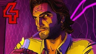 The Wolf Among Us - Episode 2 Smoke and Mirrors #4 - Let