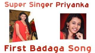 Badaga Song | Super Singer Priyanka | Singariye | Ever Green Badaga Song|Badaga songs