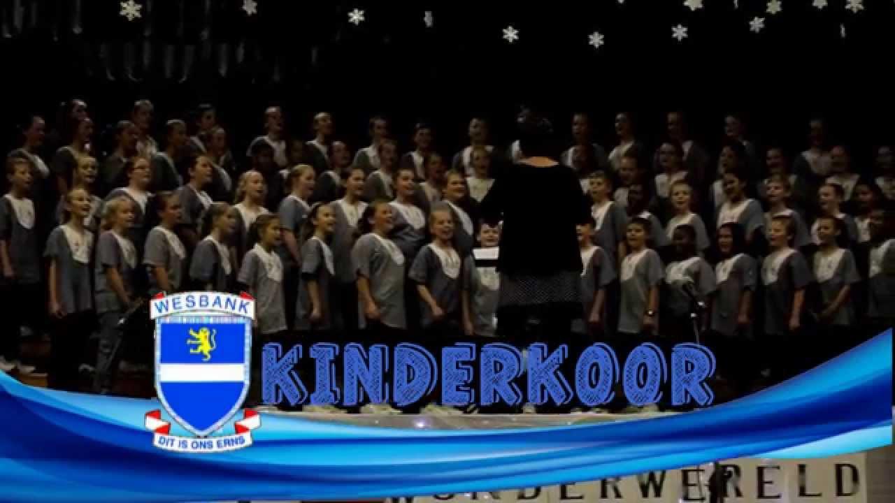 Laerskool Wesbank Oudtshoorn Kinderkoor - 2015