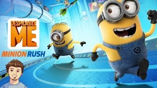 Despicable Me: Minion Rush - Minions Movie Video Game! (iOS, Android)