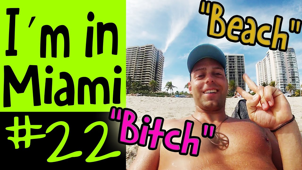 Lyrics to im in miami bitch