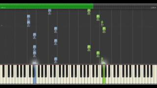 Repeat youtube video EXO - Lotto Piano Cover [SHEETS]
