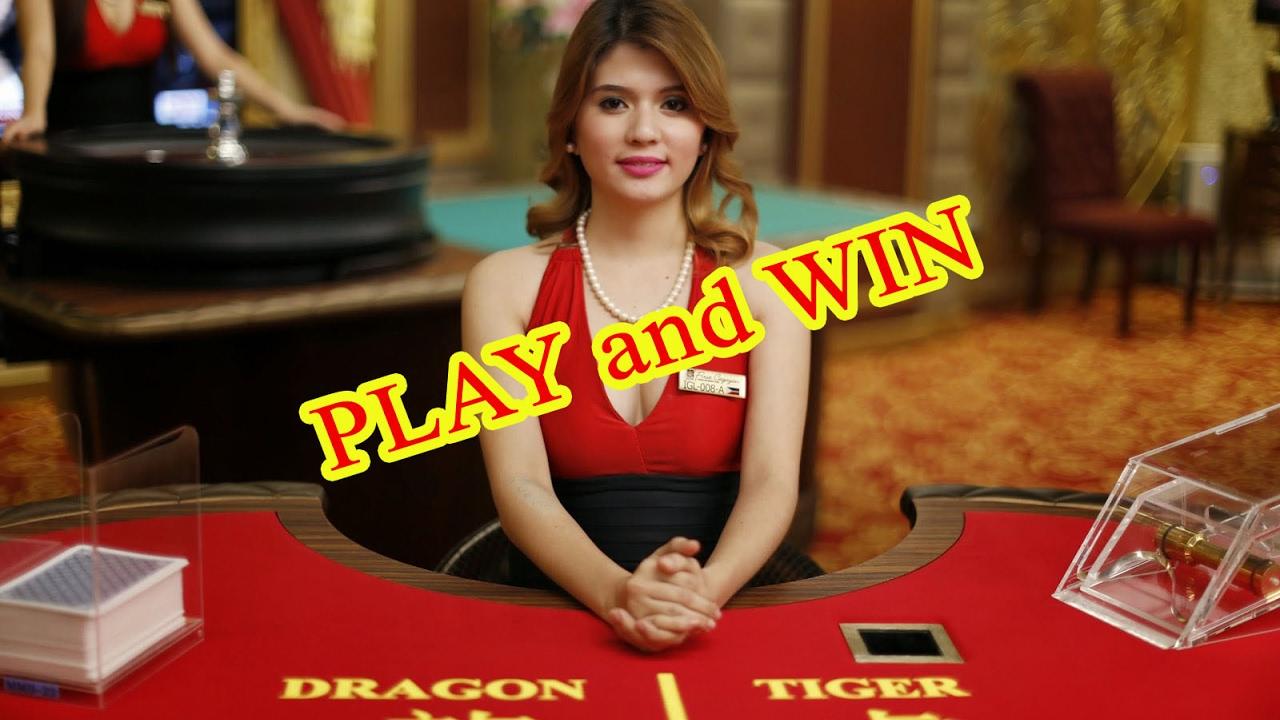 Cara Bermain Dragon & Tiger