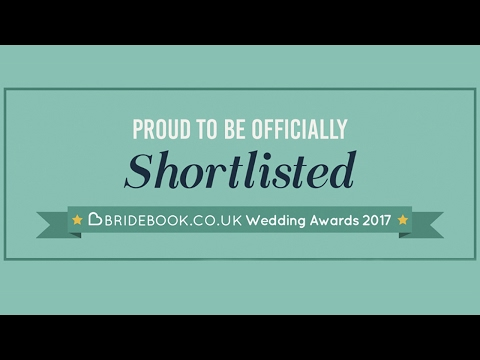 Bridebook Wedding Awards | A HUGE thank you to YOU! | Rachael Divers