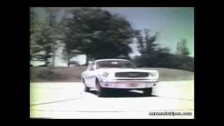 1965 Ford Mustang TV Ad