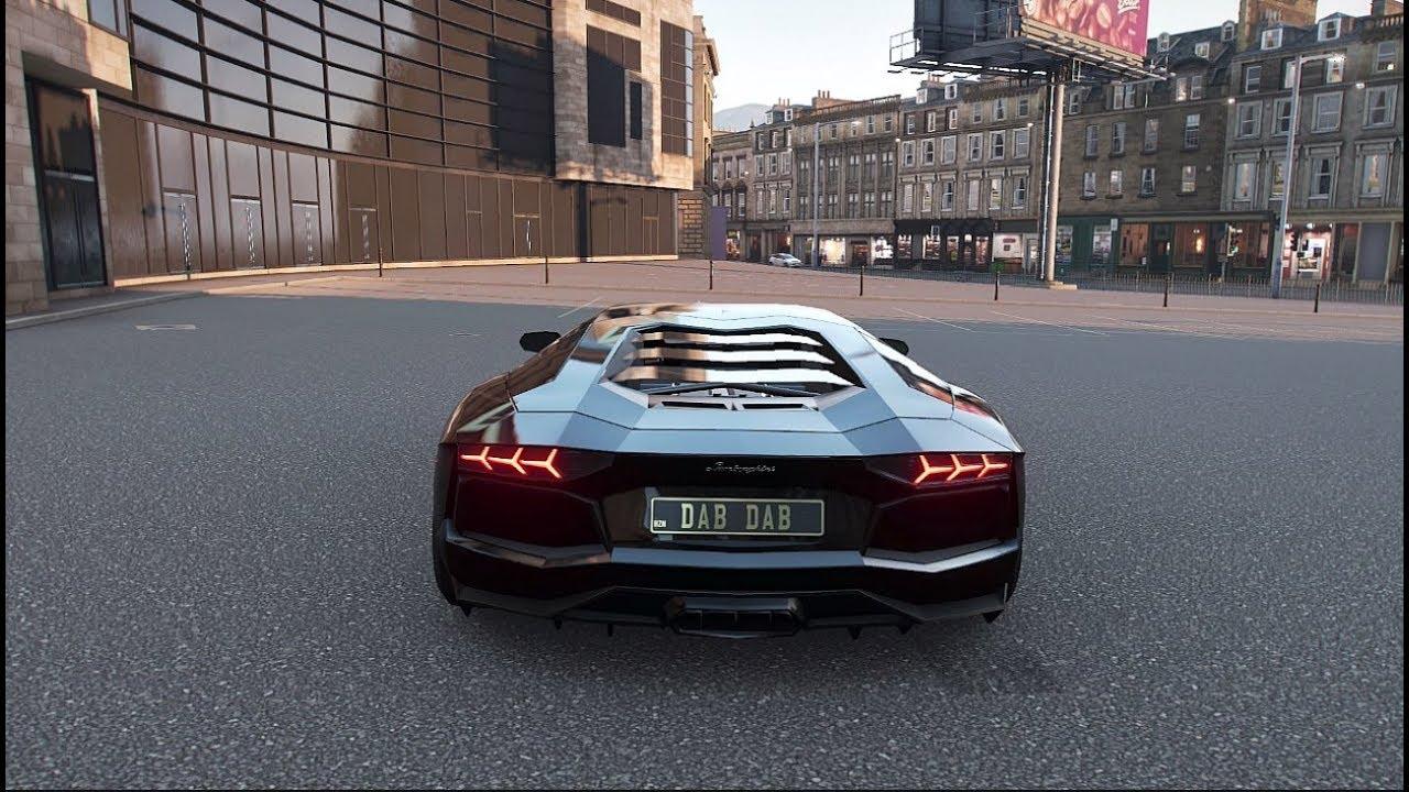 Lamborghini Aventador Forza Edition 1800hp On The Streets Forza