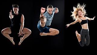 Athletic Portraits featuring Joe McNally and Daniel Norton