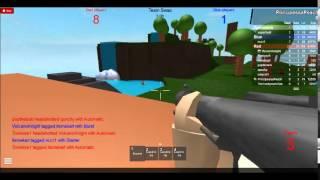 Peach Toadstool Plays: ROBLOX - Team Swap Round 0002