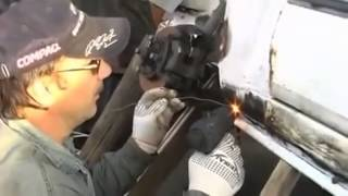 Плазменная сварка на воде _  для ремонта автомобиля(, 2014-06-01T10:06:51.000Z)