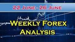 Weekly Forex Analysis 22 - 26 June