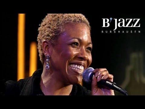 Dee Dee Bridgewater - Jazzwoche Burghausen 1998