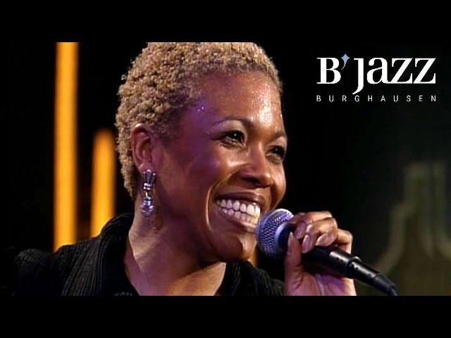 Dee Dee Bridgewater | Jazzwoche Burghausen 1998