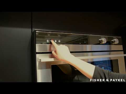 How To Initiate Sabbath Mode On Fisher & Paykel Wall Ovens