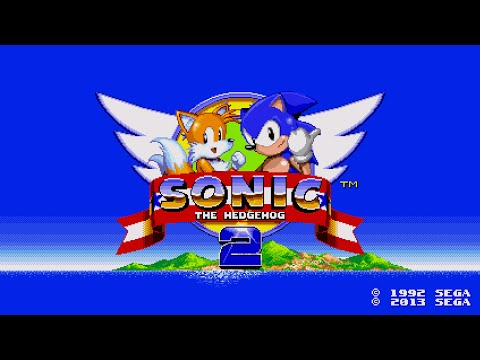 Let's Play Sonic The Hedgehog 2  - The One Shot: Westside Island Hijinks