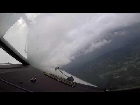 Rainy Sarajevo Departure (60fps)