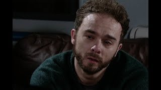Corrie's David Platt bravely reports rapist Josh Tucker to police in emotional scene