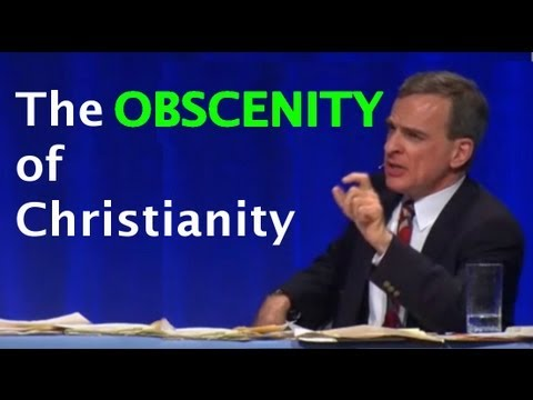The Obscenity of Christianity