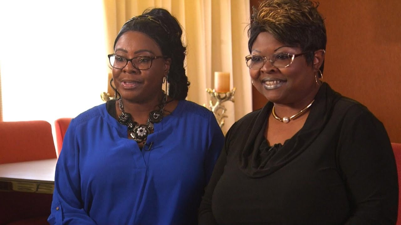 'I love Diamond & Silk': Trump stands by controversial supporters ...