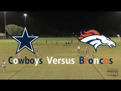 Round 12 - Cowboys Versus Broncos - Inferno Super Series Women's