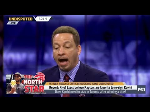 Chris Broussard: Does