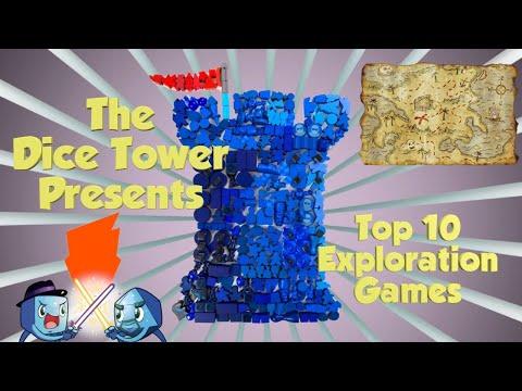 Top 10 Exploration Games - with Tom, Zee & Scott Alden