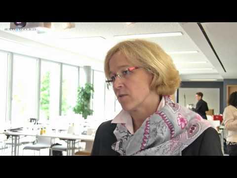 Interview mit Anke Schmidt von der BASF Group über die Mitarbeiterentwicklung des Chemie-Konzerns