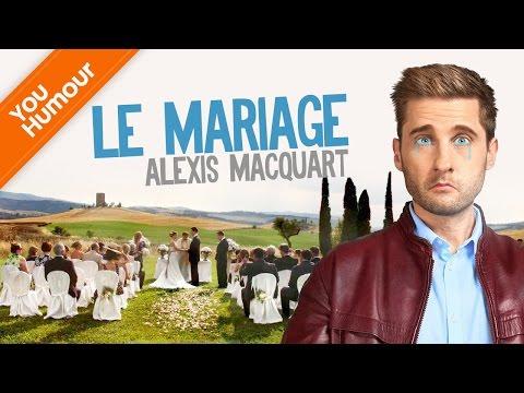 ALEXIS MACQUART - La trouille du mariage
