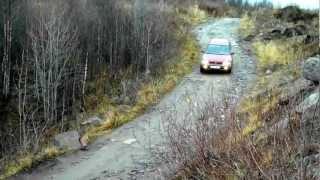 Клип с Subaru Legacy.avi