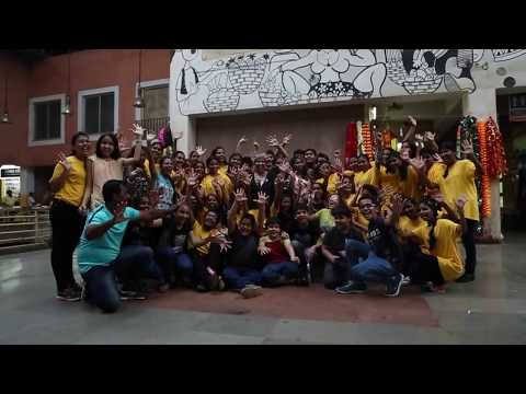 Flash Mob by COOJ - 2015